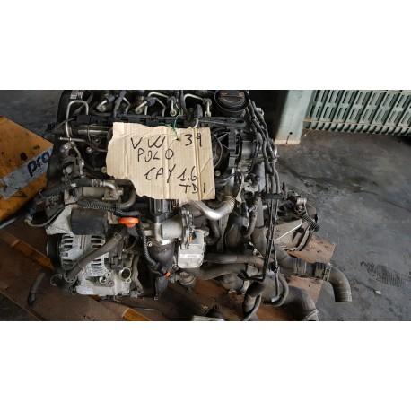 MOTORE VW POLO 1.6 TDI