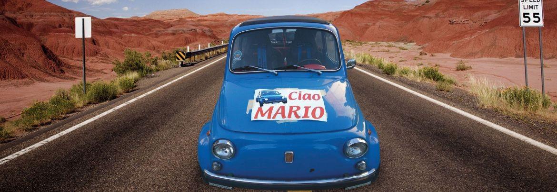 Ciao Mario